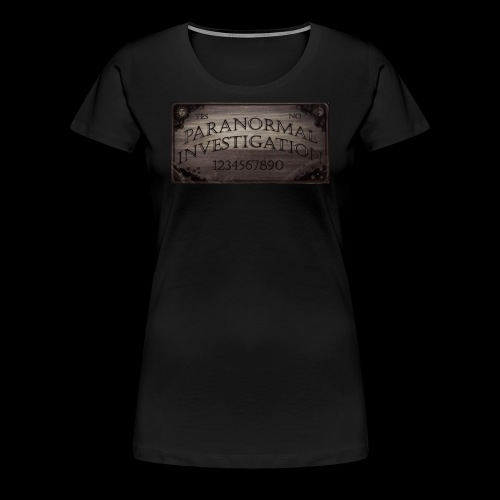 Ouija board - Women's Premium T-Shirt