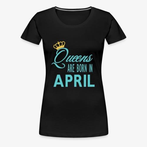 queens - Women's Premium T-Shirt