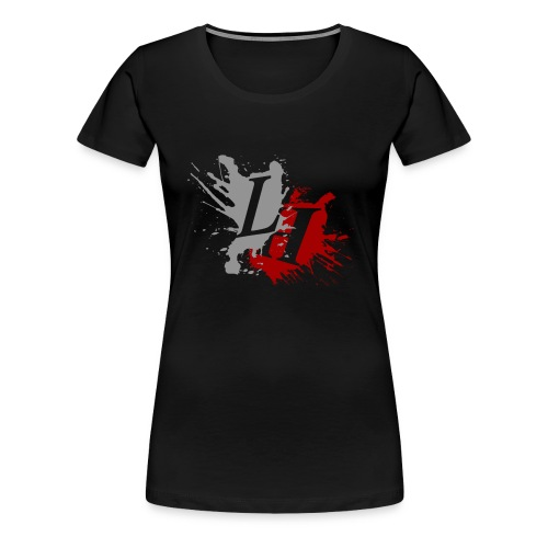 LH Paint - Women's Premium T-Shirt