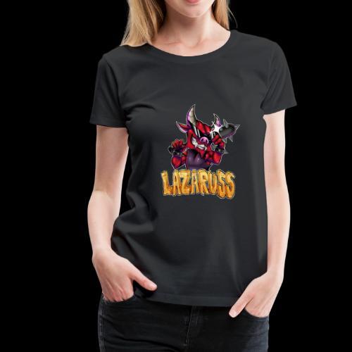 Lazaruss Logo - Women's Premium T-Shirt