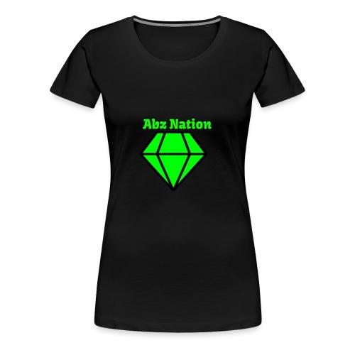 Green Diamond Merchandise - Women's Premium T-Shirt