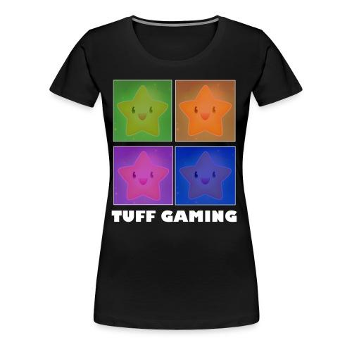 Artsy Tuff - T-Shirts - Women's Premium T-Shirt