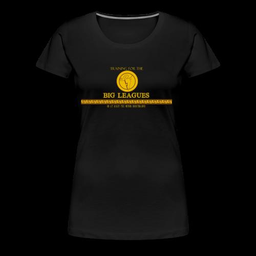 Hercules training - Women's Premium T-Shirt