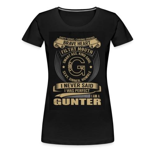 33 - Women's Premium T-Shirt
