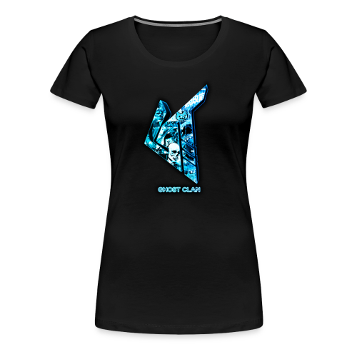 GhosT Clan Abstract - Women's Premium T-Shirt