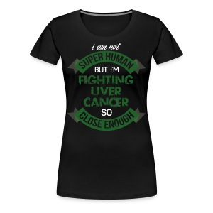 Liver Cancer Awareness - Women's Premium T-Shirt