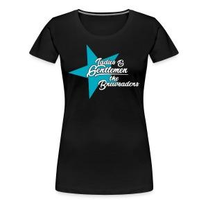 Ladies & Gentlemen - Women's Premium T-Shirt