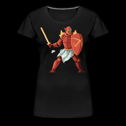 trapdoorcarp - Women's Premium T-Shirt