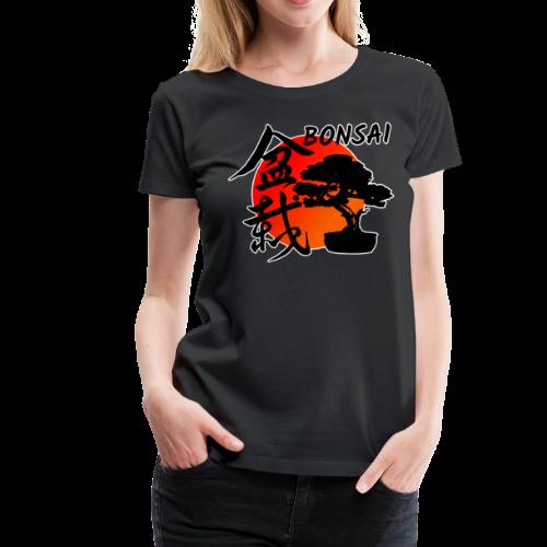 Bonsai - Women's Premium T-Shirt