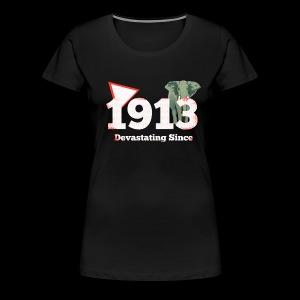 The Start of the Diva - Women's Premium T-Shirt