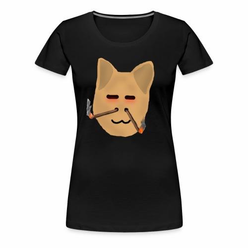 HOOTEY CAT - Women's Premium T-Shirt