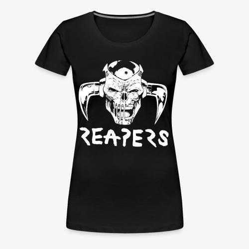 REAPERS Deathshead Shirt - Women's Premium T-Shirt