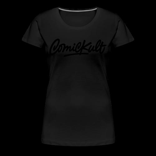 ComicKult - Women's Premium T-Shirt