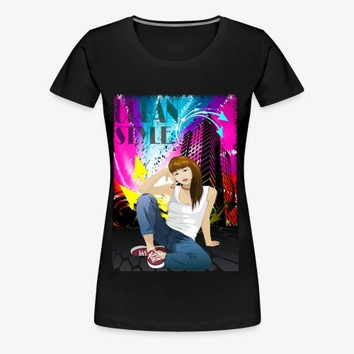 Urban Style - Women's Premium T-Shirt