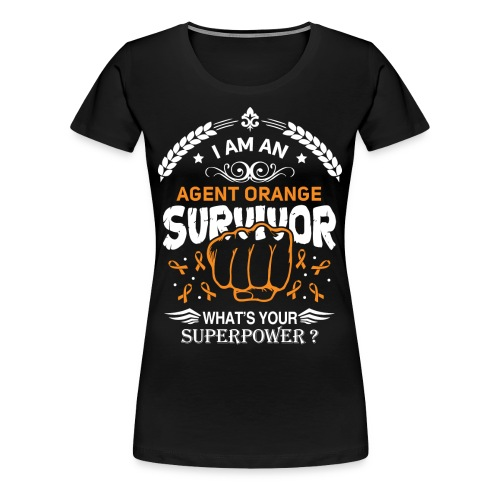 Agent Orange Awareness - Women's Premium T-Shirt