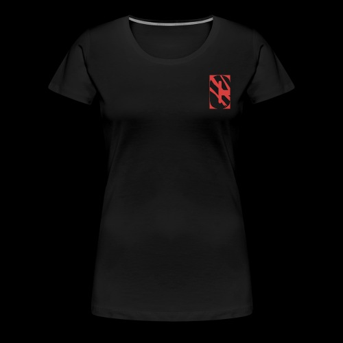 Red shirt logo - Women's Premium T-Shirt