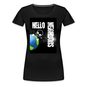 Hello Neighbors - Women's Premium T-Shirt