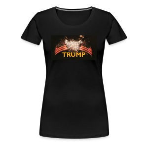 TRUMP Wings - Women's Premium T-Shirt