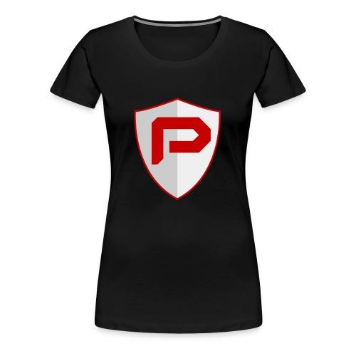 PancakeTekkit Logo - Women's Premium T-Shirt