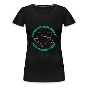 South Central - Women's Premium T-Shirt