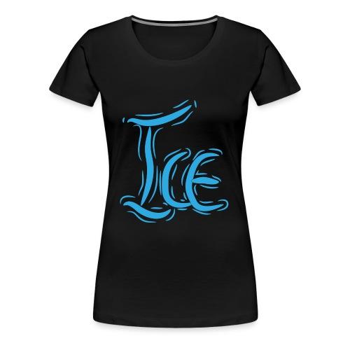 ICE - Women's Premium T-Shirt