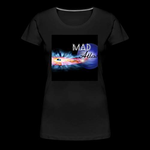 Mad Atlas - Women's Premium T-Shirt