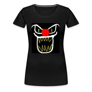 clownster - Women's Premium T-Shirt