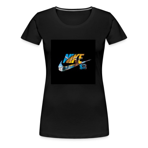 sport clothes - Women's Premium T-Shirt