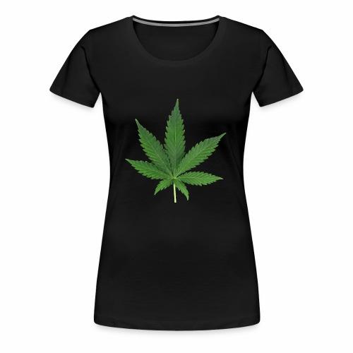 Cannabis - Women's Premium T-Shirt