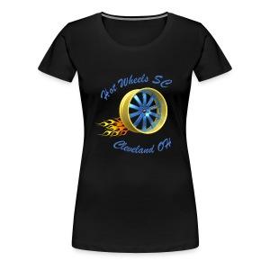 Hotwheels Club Shirt - Women's Premium T-Shirt
