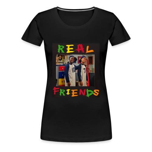 Real Friends - Women's Premium T-Shirt