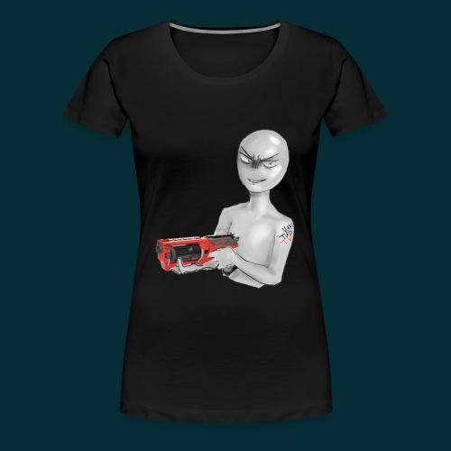 The Nurf - Women's Premium T-Shirt