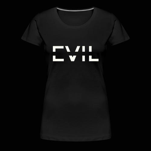 EVIL Logo - Women's Premium T-Shirt