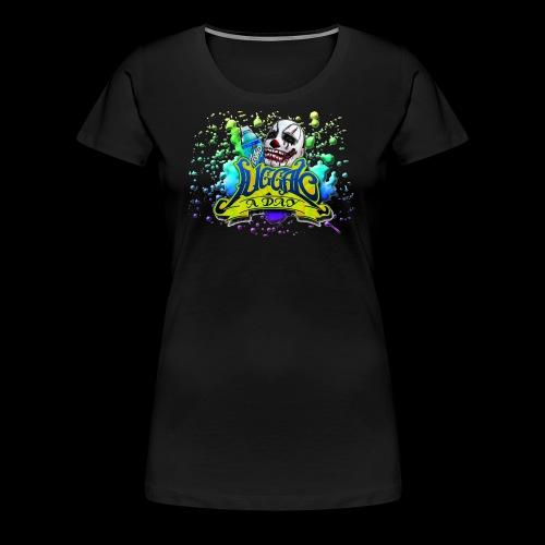 JAD Logo - Women's Premium T-Shirt
