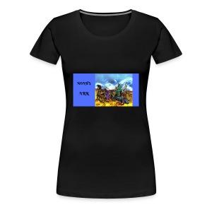 NOAH'S ARK - Women's Premium T-Shirt