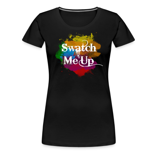 Colorful Swatch Me Up - Women's Premium T-Shirt