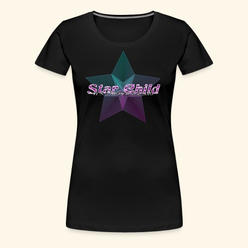 Star Child - Women's Premium T-Shirt