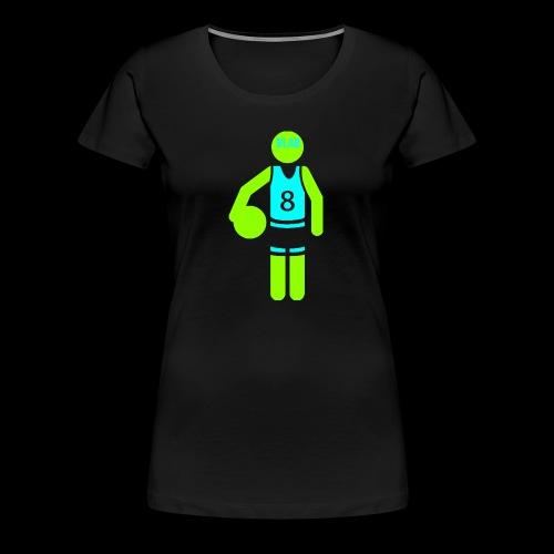 my amazing blab clothing logo - Women's Premium T-Shirt