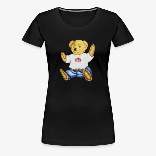 Team Brew Mascot - Women's Premium T-Shirt