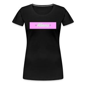 AlienzLogo - Women's Premium T-Shirt