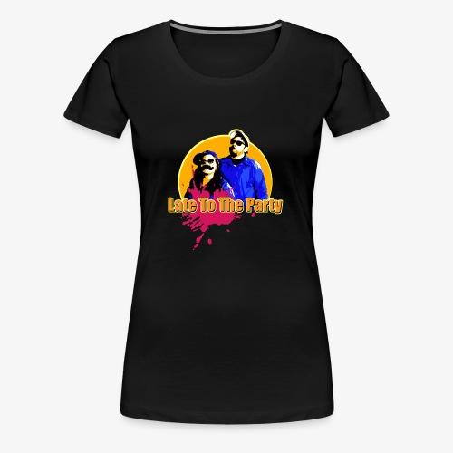Dead Man's Party - Women's Premium T-Shirt