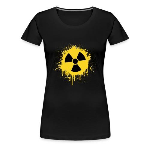 RadioActive Old School - Women's Premium T-Shirt