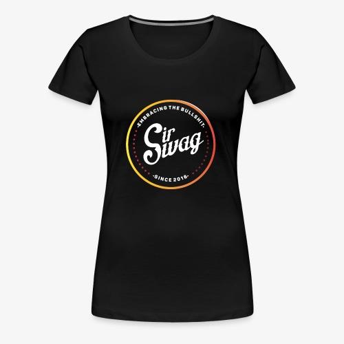 Vintage Swag - Women's Premium T-Shirt