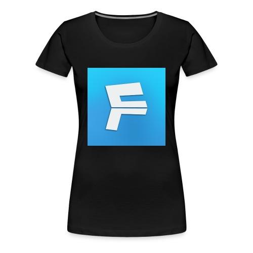 FluffyKittyPlayz - Women's Premium T-Shirt