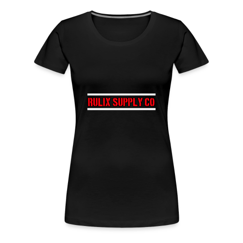 Rulix Red Badge - Women's Premium T-Shirt