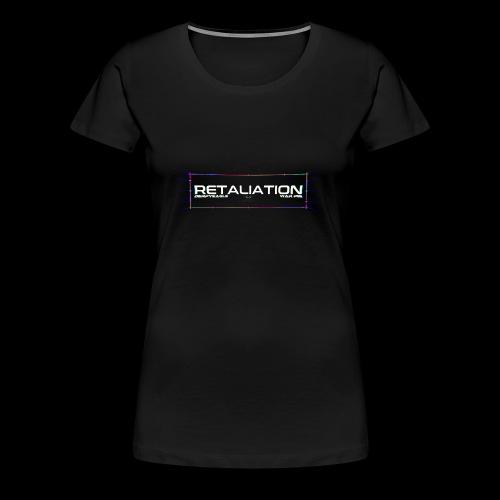 Retaliation Shirt 1 - Women's Premium T-Shirt