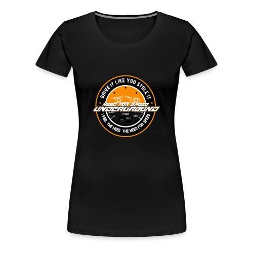 Need For Speed UnderGround - Women's Premium T-Shirt