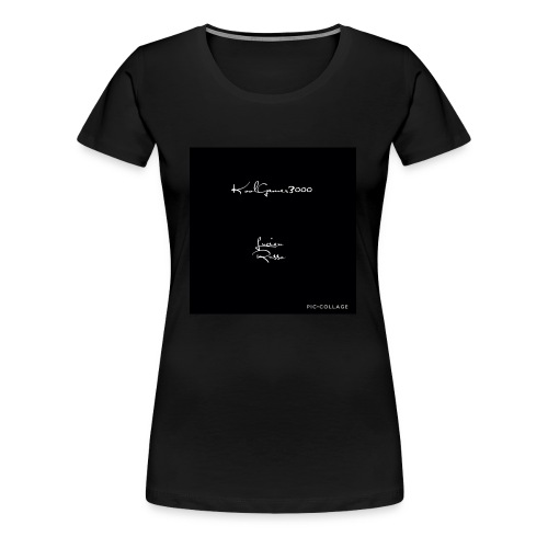 Signature - Women's Premium T-Shirt