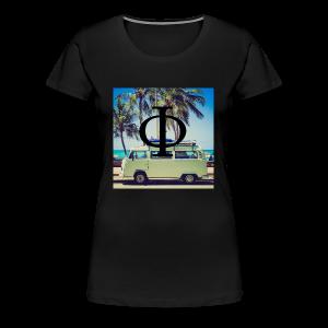 BISMUTH Van - Women's Premium T-Shirt