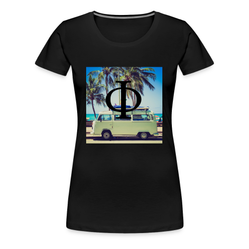 BISMUTH Van - Women's Premium T-Shirt
